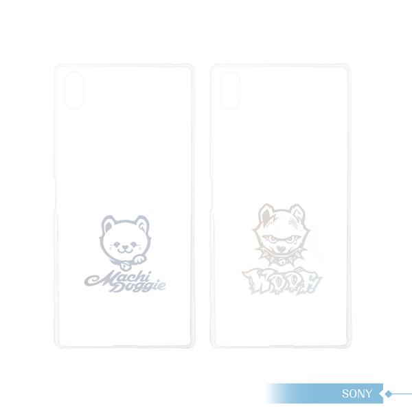 SONY Xperia Z5 Premium 周杰倫獨家合作透明背蓋 / 保護殼【原廠公司貨】