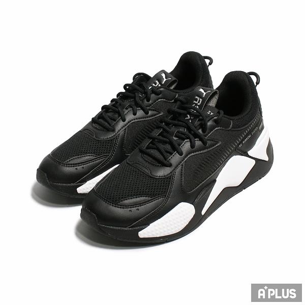 PUMA 女 休閒鞋 RS-X POP 黑白-38046102