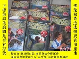 二手書博民逛書店THE罕見BOXCAR CHILDREN 【1-8冊】9740