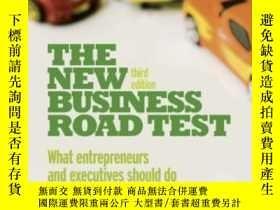 二手書博民逛書店The罕見New Business Road TestY255562 John Mullins Ft Pres