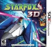 3DS Star Fox 64 3D 星戰火狐 64 3D(美版代購)