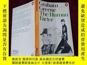 二手書博民逛書店The罕見Human Factor (小32開)Y272106