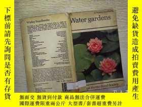 二手書博民逛書店WATER罕見GARDENS (A1)Y203004
