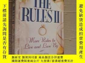 二手書博民逛書店THE罕見RULES II:More rules to live