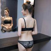 抹胸文胸無鋼圈聚攏內衣女套裝性感上托調整型收副乳防下垂小胸罩 蘇荷精品女裝