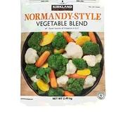 [COSCO代購] W666853 Kirkland Signature 科克蘭 冷凍蔬菜 2.49公斤 兩入
