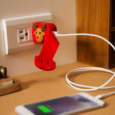 Bone Charger 智能快速USB充電器 - 麋鹿