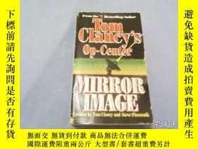 二手書博民逛書店Mirror罕見Image (Tom Clancy s Op-C