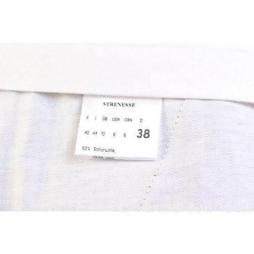 STRENESSE 灰色寬版西裝褲 0510088-06