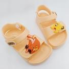 【樂樂童鞋】台灣製迪士尼小獅王辛巴涼鞋 D095 - 男童鞋 小童鞋 涼鞋 沙灘鞋 小童涼鞋 室內鞋