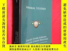 二手書博民逛書店Animal罕見Studies 【詳見圖】Y5460 Heath