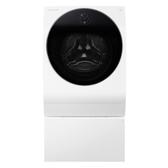 LG SIGNATURE WiFi TWINWash 雙能洗12公斤+2公斤 蒸氣洗脫烘洗衣機 WD-S12SW、WT-D200SHW