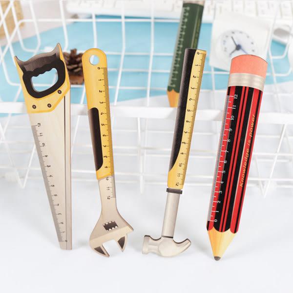 【BlueCat】卡通大鉛筆工具造型木尺 直尺