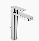 【麗室衛浴】美國KOHLER活動促銷 Parallel 加高面盆龍頭 K-23475T-4-CP