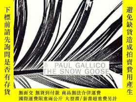 二手書博民逛書店The罕見Snow Goose-白雁Y436638 Paul Gallico Penguin Books, L