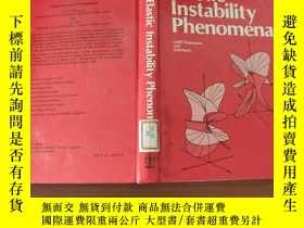 二手書博民逛書店《Elastic罕見Instability Phenomena(彈性失穩現象)》Y25226 J M T, T