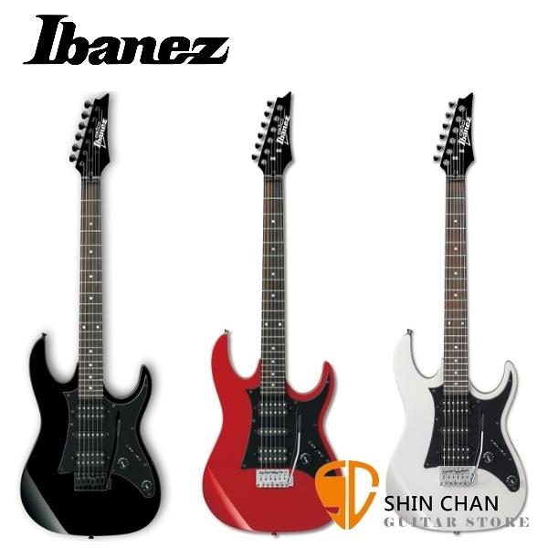 【缺貨】Ibanez GRX55 小搖座電吉他【Ibanez電吉他 / 吉他品牌 / GRX-55】