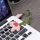 8GB USB手環隨身碟 【WaKase ♥ VOGUE 野餐限定┃心花朵朵 - 櫻花粉】