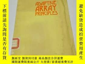 二手書博民逛書店ADAPTIUE罕見ARRAY PRINCIPLES(自適應陣列