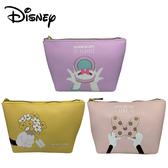 【日本正版】迪士尼 皮革 化妝包 收納包 小物收納 黛西 米奇 米妮 Disney 700174 700181 700198