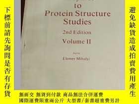 二手書博民逛書店Application罕見of Proteolytic Enzymes to Protein Structure