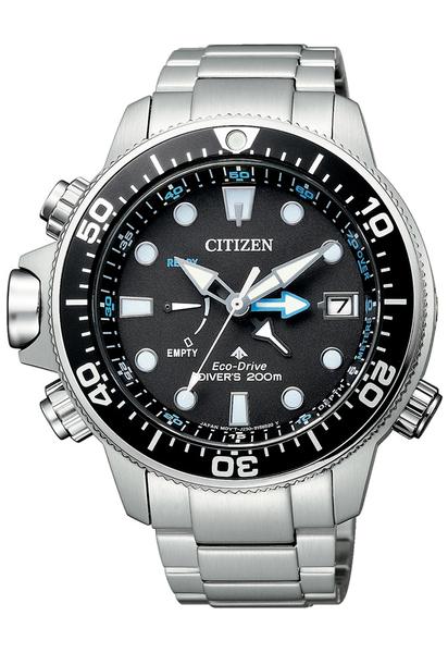 PROMASTER 星辰錶 CITIZEN 潛水錶 46mm 原廠公司貨 BN2031-85E
