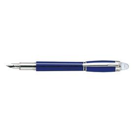 【現貨】Mont Blanc 萬寶龍 M25612 Cool Blue 飄浮鋼筆 F尖 / 支