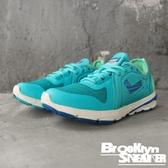 PONY 湖水藍 綠 網布 透氣 休閒鞋 基本款 慢跑鞋 女 (布魯克林) 63W1VE61CB