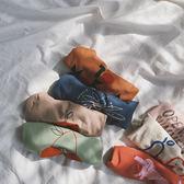 女童上衣兒童卡通字母T恤 夏季新款童裝中小男女童印花休閒韓版短袖 歐歐