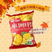 韓國 HAITAI 海太 Calbee 楓糖蜂蜜奶油洋芋片 60g【BG Shop】