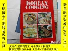 二手書博民逛書店KOREAN罕見COOKING:BY NOH CHIN-HWA