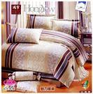 標準雙人精梳棉床罩組(5*6.2尺)七件式˙美國棉˙高級˙御芙專櫃『魅力風潮』*╮☆