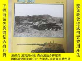 二手書博民逛書店CN7039-Panzers罕見in Italy, 1943-1