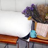 枕頭/羽絨枕-單入-[皇家麗質羽絨枕56343]-台灣製造-90%羽絨10%羽毛-絕佳柔軟性-飯店專用枕-(好傢在)