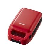 Vitantonio厚燒熱壓三明治機番茄紅(VHS-10B-TM)