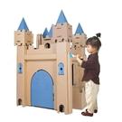 卡通兒童房間簡易卡通客廳家用城堡帳篷室內游戲屋創意男孩   熊熊物語