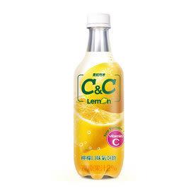 ●黑松汽水 C&C 檸檬氣泡飲料500ml-1箱【合迷雅好物超級商城】