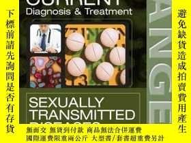 二手書博民逛書店Current罕見Diagnosis And Treatment Of Sexually Transmitted