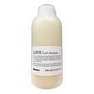 DAVINES 達芬尼斯 LOVE shampoo 甜愛捲俏洗髮乳1000ml 極度乾燥髮用【UR8D】