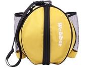 單肩雙肩籃球包訓練運動背包籃球袋網兜足球排球網袋 歐韓流行館