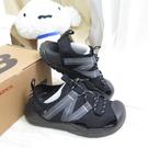 New Balance 運動涼鞋 韓國涼拖鞋 M楦 SD4205BK 男款 黑色【iSport愛運動】