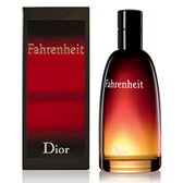 Christian Dior迪奧 Fahrenheit 華氏溫度男香 50ml(新包裝)【UR8D】