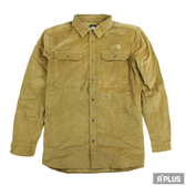 The North Face 男 M CORDUROY SHIRT - AP 襯衫(長) - NF0A3VULD9V1
