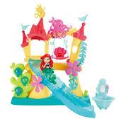 迪士尼迷你公主艾利兒城堡遊戲組