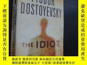 二手書博民逛書店The罕見idiot 基本 Y85718 Fyodor Dost