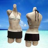 ☆小薇的店☆名人百貨專櫃品牌時尚二件式比基尼泳裝特價990元 NOA2210(M)