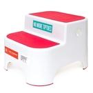 美國 Prince Lionheart 二階多用途增高墊/輔助凳-紅色