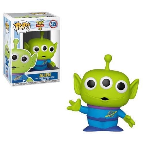 【 Funko 】 POP!系列 Q版公仔 迪士尼玩具總動員4 - 三眼怪╭★ JOYBUS玩具百貨