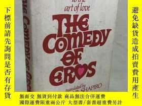 二手書博民逛書店The罕見comedy of eros 愛的藝術Y28524 N