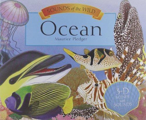 SOUNDS OF THE WILD :OCEAN / 科學立體書+聲音
